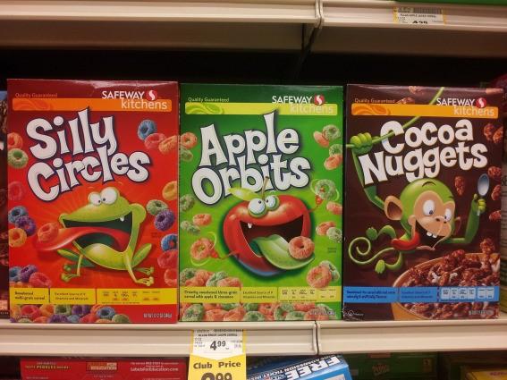Aldi cereal
